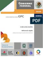 Circuncicion Guia de Practica Clinica