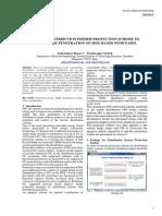 Adaptive Distribution Feeder Protection Scheme To