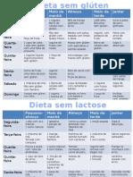 Dieta Sem Gluten