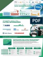 Gastech CoTEs Programme 21SEP2015