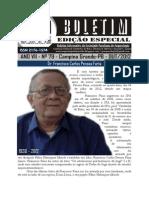 Boletim Informativo Da Sociedade Paraibana de Arqueologia