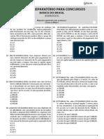EP-0177 - Exercicios Matematica