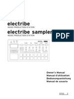electribe sampler manual