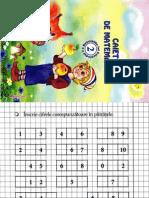 Caiet de Matematica Clasa1