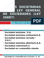 Derecho Mercantil II - S.a.