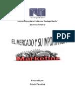 Mercado y Su Importancia