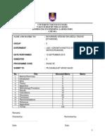 Report Biorec Lab 1