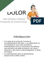 Exposicion Dolor Dra Donoso
