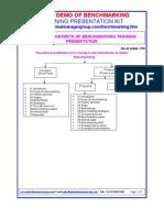 Deom of Bench Marking Training Presentation Kit