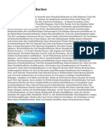 Ferienhaus Online Buchen