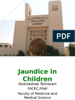 Jaundice in Children