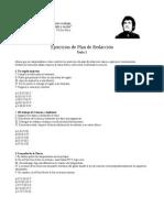 Ejercicio Plan de Redacción Guía 1