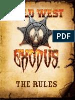 Wild West Exodus Rules FREE 2015