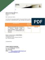 Cotización Diplomas