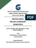 3. Kertas Kerja Projek Internship 2015