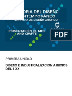Presentación 01 DG Arts and Crafts.ppt