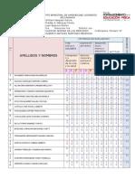 "Registrã"" Bimestral de Aprendizaje Logrados222 - Freddy Buenopara 4to Bimestre"
