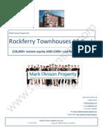 Rockferry Townhouses Brochure