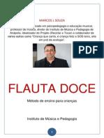 Apostila ( Flauta Doce) PDF - Método de Ensino Para Crianças