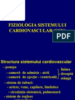 Fiziologia Sistemului Cardiovascular (Scv)