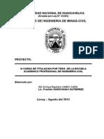 Vi Curso Titulacion Civil 2014
