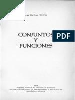 Conjuntos y funciones