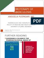Chemoterapy Antituberculosis, Anggelia, Md
