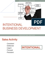 Intentional Business Development for Local Online Publishers