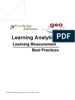 PP Learning Measurement Best Practices GeoLearning 39