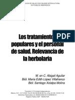 Relevancia de La Herbolaria en Mexico