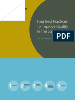 eBook - Best Practices Supply Chain Quality