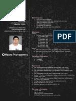Photography CV Final