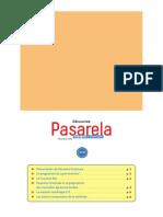 Fascicule Pasarela Tle - Espagnol - Livre Élève Format Compact - Edition 2012