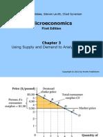 Microeconomía - Capítulo 3