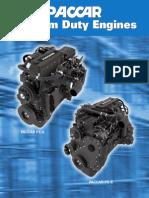 PACCAR Medium Duty Engines