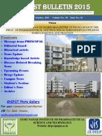 GNIPST Bulletin 50.1