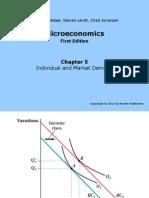 Microeconomía - Capítulo 5