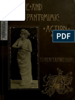 Gesture and Patnomimic Action