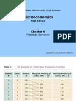Microeconomía - Caapítulo 6