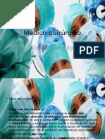 Medico Quirúrgico