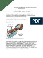 Automatisacion Industrial Del Transporte en El Proseso de Fabricacion Del Ladrillo