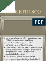 ARQUITECTURA EN ROMA