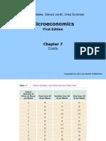 Microeconomia - Capitulo 7