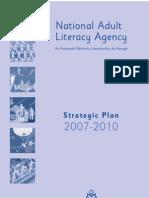 Strategic Plan 2007 - 2010