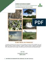 Plano de Ação Local l. Jari 2009
