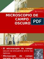 1.MICROSCOPIO OSCURO