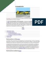 Pampa Avion de Entrenamiento