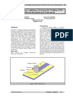 The Optimization Conditions of Friction Stir Welding (FSW) for Different Rotational and Weld speeds