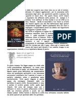 articolo riguardante le civiltà precolombiane nei romanzi