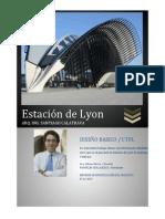 Estación de Lyon - Calatrava